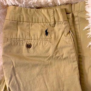NWOT Ralph Lauren khaki pants